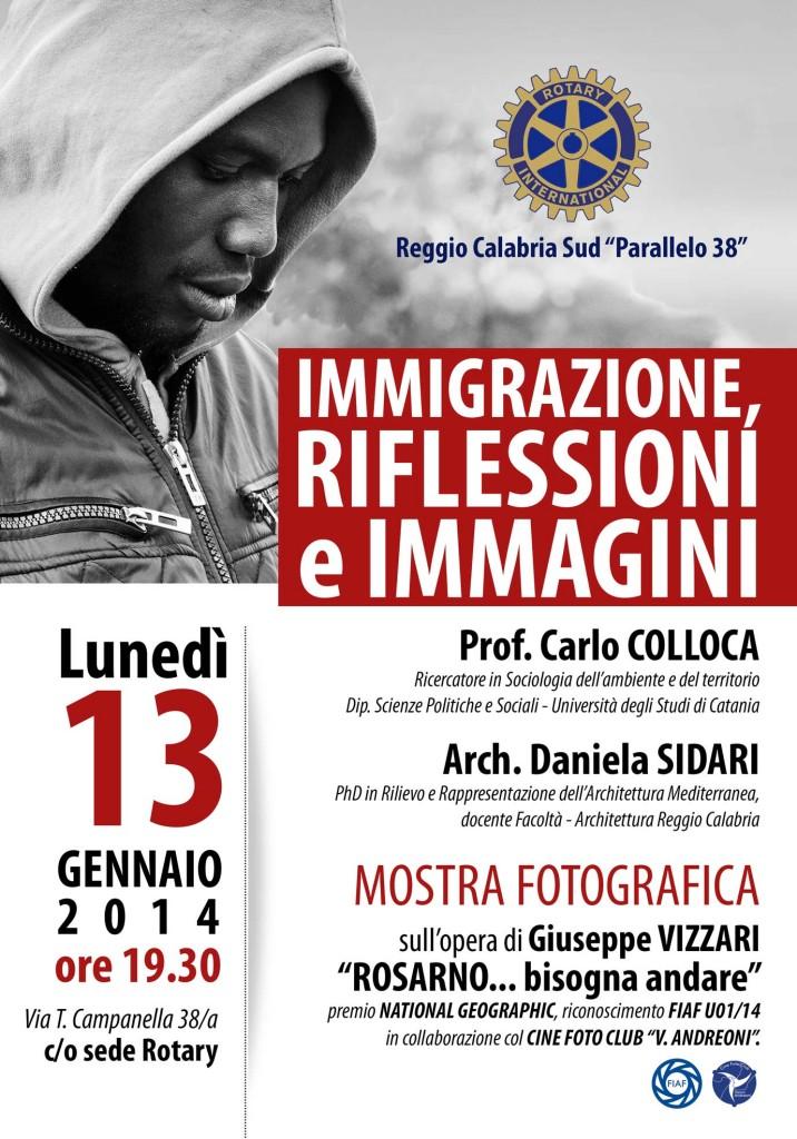 Immigrazione 13 gennaio