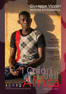 Locandina I Colori dell'Africa